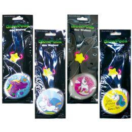 96 Units of Glow Wrist Bracelet - LED Party Supplies