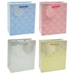 144 Units of Gift Bag Laminated Medium - Gift Bags Everyday