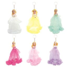 24 Units of Doll With Key Chain - Key Chains