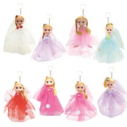 60 Units of Doll With Key Chain - Key Chains