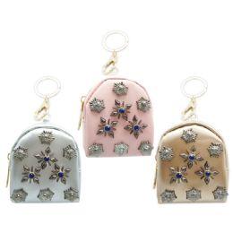 36 Units of Key Chain Bag Diamond - Key Chains