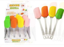 20 Units of Silicone Spatula - Kitchen Utensils