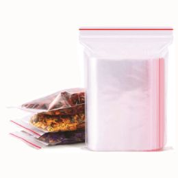 120 Units of Zip Lock Food Storage Bags - Food Storage Containers