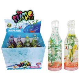 48 Units of Slime DIY Lizard In A Bottle - Slime & Squishees