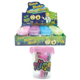 96 Units of Quick Shake Slime - Slime & Squishees