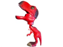 36 Units of Wild Republic Dino Chompers Red T-Rex Toy - Animals & Reptiles