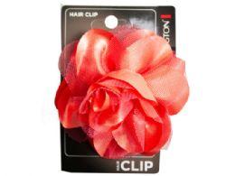 108 Units of Coral Salon Hair Clip - Hair Accessories