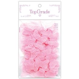 96 Units of Butterfly Petal Baby Pink - Arts & Crafts