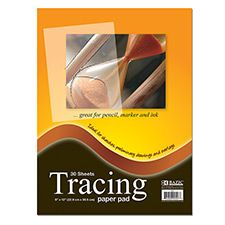 "48 Units of 9"" X 12"" Tracing Paper Pad - Paper"
