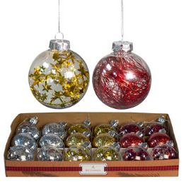 18 Units of Ornament Ball - Christmas Ornament