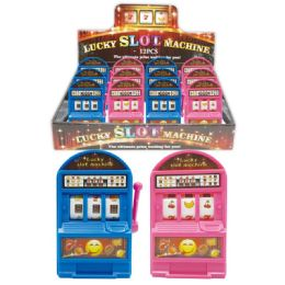 96 Units of Lucky Slot Machine - Light Up Toys