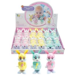 48 Units of Small Flower Rabbit - Light Up Toys