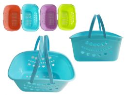 96 Units of Multipurpose Basket With Handles - Baskets