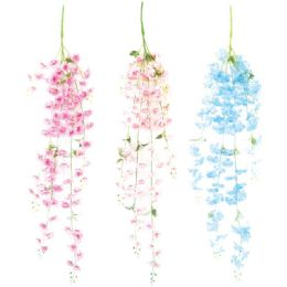 12 Units of Garland Flower In Assorted Color - Artificial Flowers