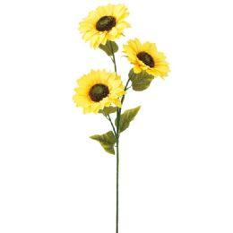 24 Units of Head Sunflowers - Artificial Flowers