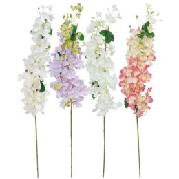 24 Units of Head Assorted Flower - Artificial Flowers