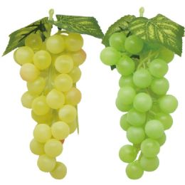 96 Units of Simulation Grapes In Green - Artificial Flowers