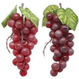 96 Units of Simulation Grapes In Purple - Artificial Flowers