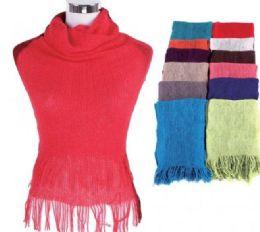 60 Units of Women Fringe Knit Top - Womens Fashion Tops