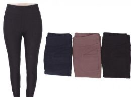 48 Units of Premium Jeggings for Women Full Length - Womens Leggings
