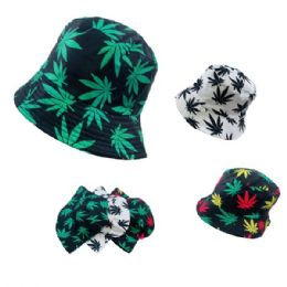 24 Units of Marijuana Bucket Hat - Bucket Hats
