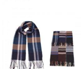 48 Units of Unisex Design Winter Scarf - Winter Scarves