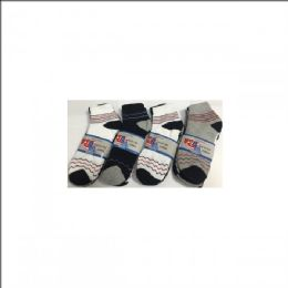 48 Units of Mens Sock's - Mens Ankle Sock