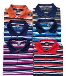 36 Units of Mens Polo Shirt - Mens Polo Shirts