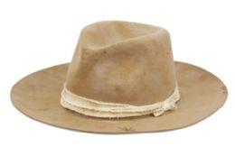 2 Units of Morreton Vintage Wool Felt Fedora With Cloth Band - Fedoras, Driver Caps & Visor