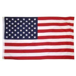 24 Units of 3'x5' American Flag Air-Shipped - Flag