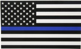 24 Units of 3'x5' Blue Lives Matter Flag Air-Shipped - Flag