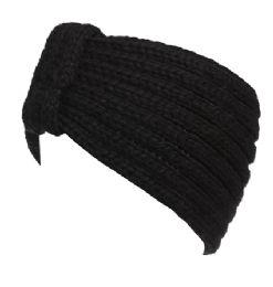 24 Units of Knit Headband - Ear Warmers