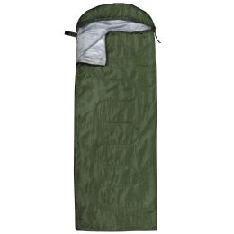 20 Units of Deluxe Sleeping Bags Green - Sleep Gear
