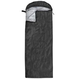 20 Units of Deluxe Sleeping Bags Black - Sleep Gear