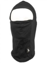 24 Units of Winter Ninja Mask In Black - Unisex Ski Masks