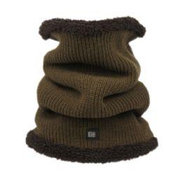24 Units of Winter Neck Warmer Knit Mask - Winter Scarves