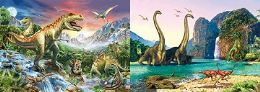 40 Units of 3D Picture Dinosaurs - Home Decor