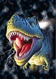 40 Units of 3D Picture T Rex Dinosaur - Home Decor