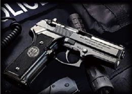 40 Units of 3D Picture Hand Gun - Home Decor