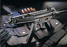 40 Units of 3D Picture Tactical Rifle - Home Decor