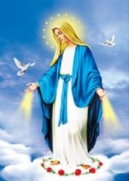 40 Units of 3D Picture Virgin Mary - Home Decor