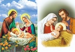 40 Units of 3D Picture Baby Jesus - Home Decor