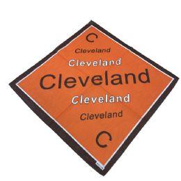 72 Units of Bandana Cleveland - Bandanas