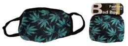 48 Units of Marijuana Style Face Mask - Face Mask