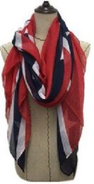 48 Units of Rebel Scarves - Womens Fashion Scarves