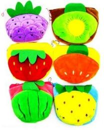 96 Units of Fruit Shape Coin Purse - Wallets & Handbags