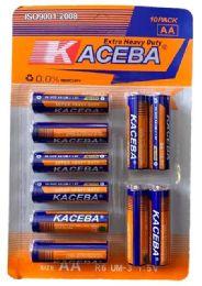 48 Units of AA Battery Extra Heavy Duty - Batteries