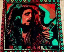 72 Units of BOB Marley Bandana - Bandanas
