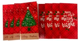 36 Units of 8 Pieces Christmas Envelopes Post Card - Christmas Cards