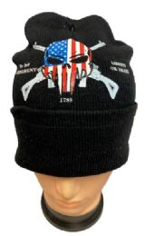 36 Units of Liberty Or Death Winter Hat - Winter Beanie Hats